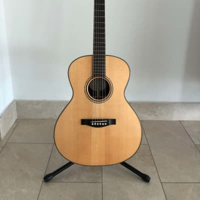McAlister Concert Model - David Crosby Signature Edition 2017 Natural for sale