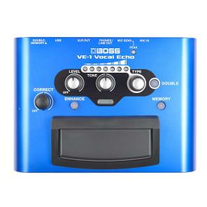 Boss VE-1 Vocal Echo Multi-Effect Unit