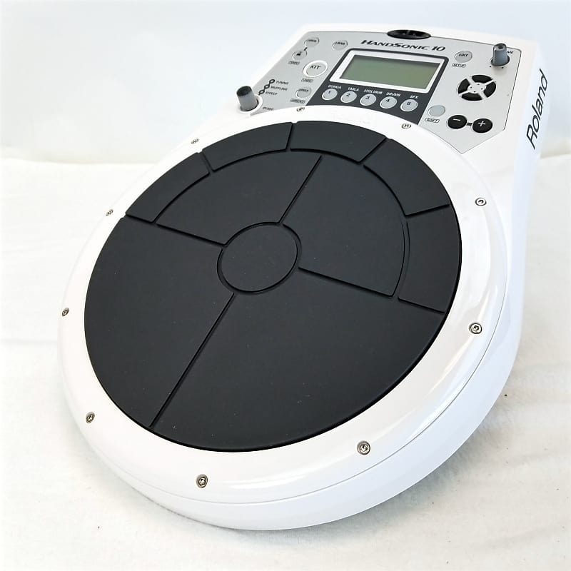 Roland HandSonic HPD-10 e-percussion pad white  cc07e8a65bf6