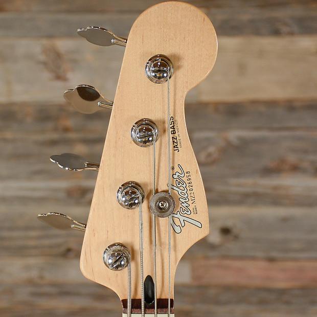 Fender Standard Jazz Bass   Reverb