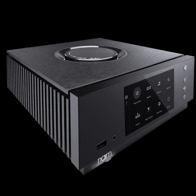 Naim UNITI ATOM - All in One Streaming Amplifier - NEW!