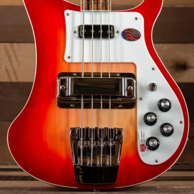 Rickenbacker 4003 Bass Guitar - Fireglo for sale