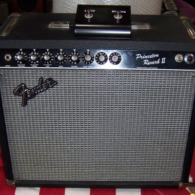 Fender Princeton Reverb II w/ FS 80's for sale
