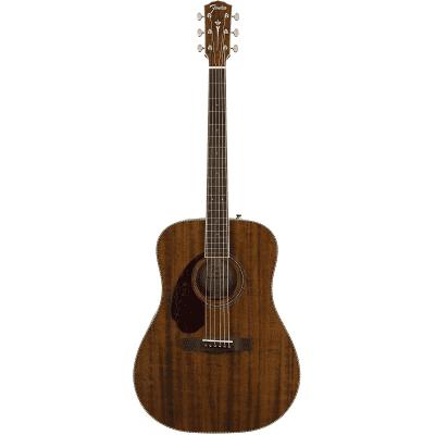 Fender PM-1 Mahogany Left-Handed with Ovangkol Fretboard Natural