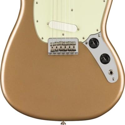 Fender Player Mustang - Pau Ferro Fingerboard, Firemist Gold