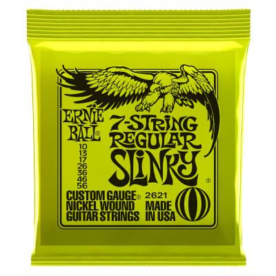 Ernie Ball 7-String Regular Slinky 10-56