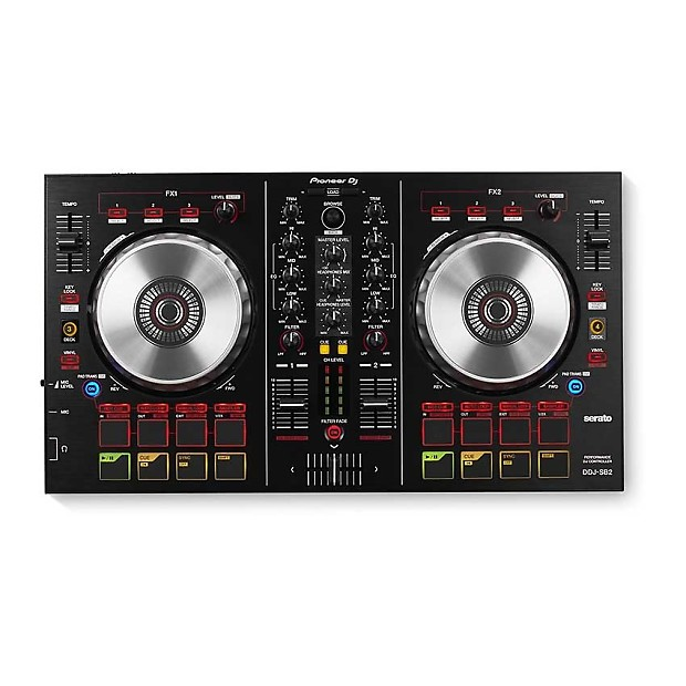 serato ddj sb2 no sound