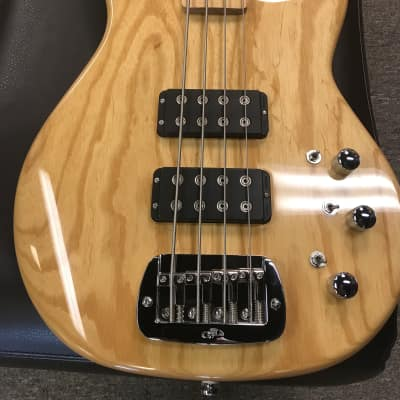 G&L Tribute Series L-2000 Bass Natural Gloss w/ Maple Fingerboard for sale