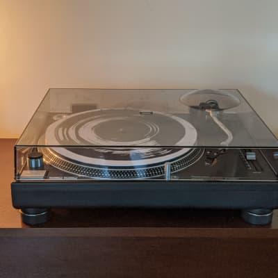 Technics 1200 MK2  Black