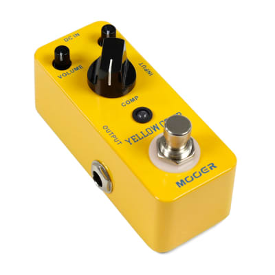 Mooer Yellow Comp compresseur for sale