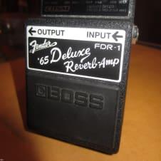 Original Circa 2015 BOSS FDR-1 '65 Deluxe Reverb