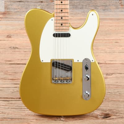 Fender CS Danny Gatton Telecaster Frost Gold 1998 for sale
