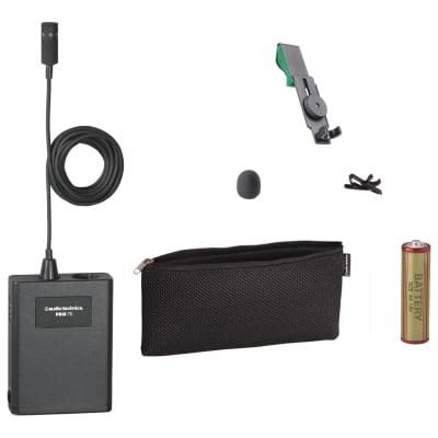 Audio Technica PRO70 Cardioid Lavalier/Instrument Microphone