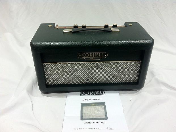 Cornell Plexi 7 Amp Head