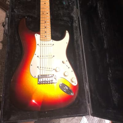 Fender American Deluxe Stratocaster Plus SSS 2013 - 2014 OHSC Included for sale