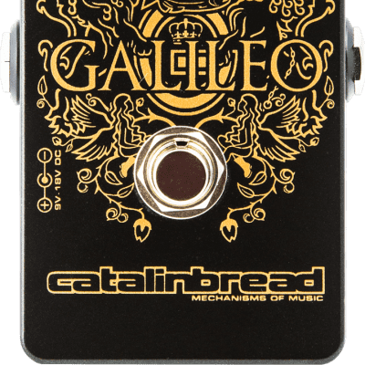 Catalinbread Galileo Boost & Overdrive Pedal