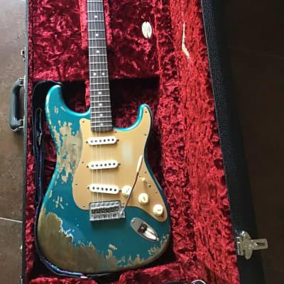 Fender Fender Custom Shop 66 Stratocaster Heavy Relic  Ltd Edition 2019 for sale