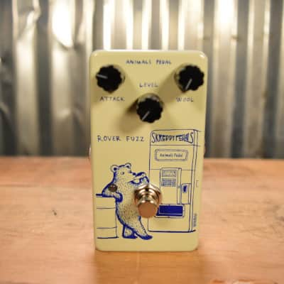 Animals Pedal Rover Fuzz Designed By Skreddy Pedals (Floor model)