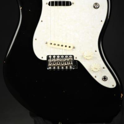 Fender Custom Shop Master Built Collider Journeyman Relic - Black/2021 Fender Custom Shop Winter Onl