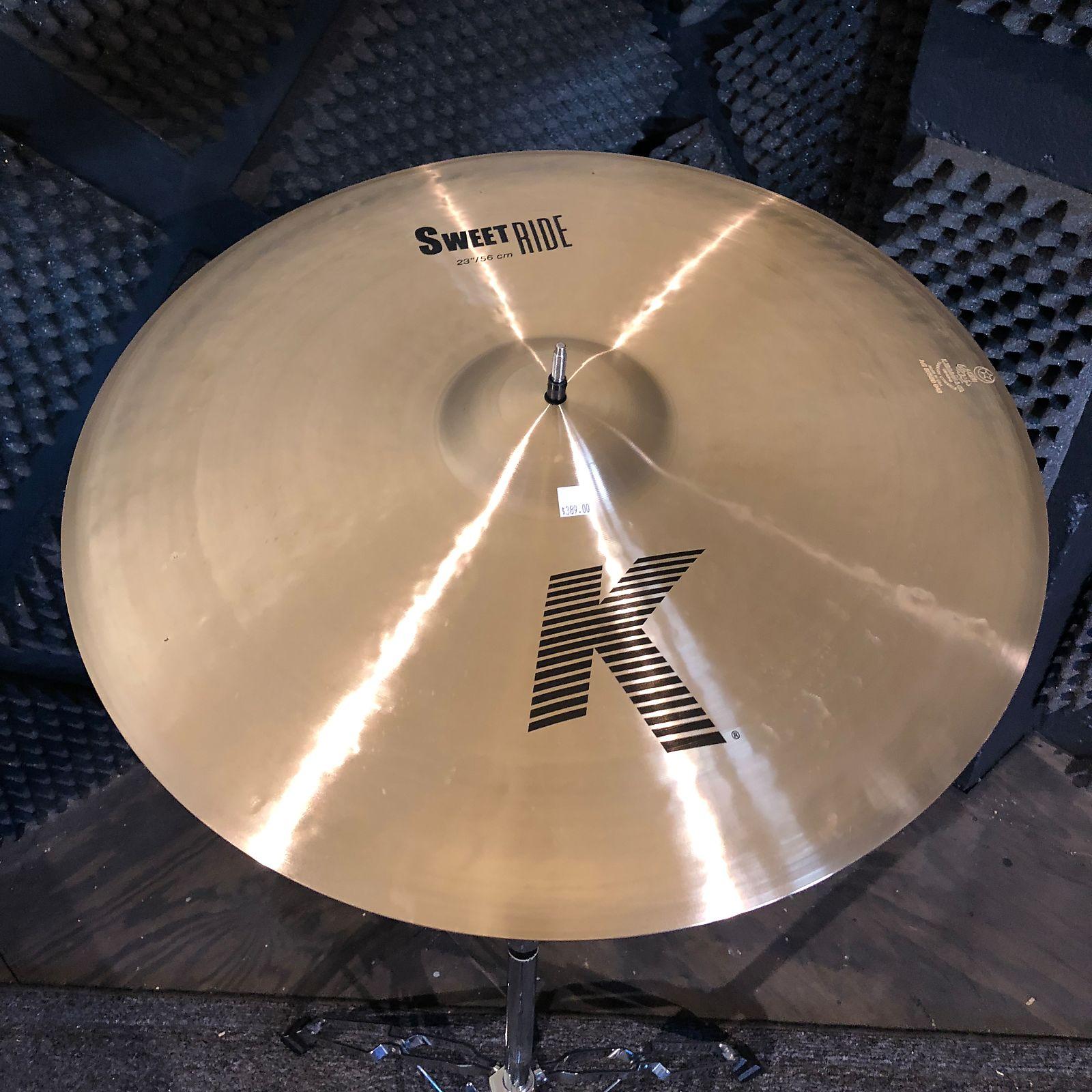 zildjian 23 k series sweet ride cymbal reverb. Black Bedroom Furniture Sets. Home Design Ideas