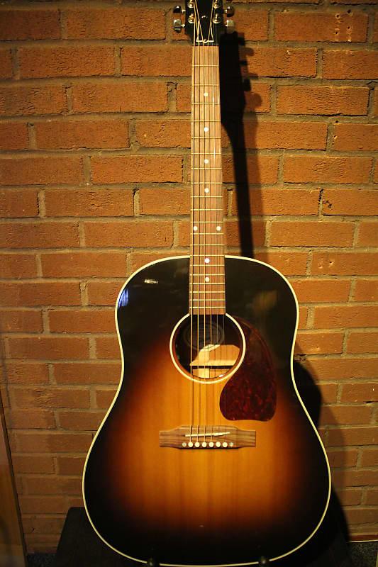 b239e5b0e0 Gibson J-45 Vintage Sunburt | Drummond Musique | Reverb