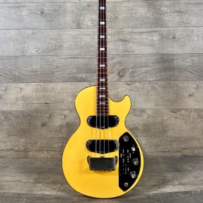 Gibson Les Paul Triumph Bass 1978 Polaris White for sale