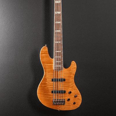 Fender American Deluxe Jazz Bass V FMT 2001 - 2006