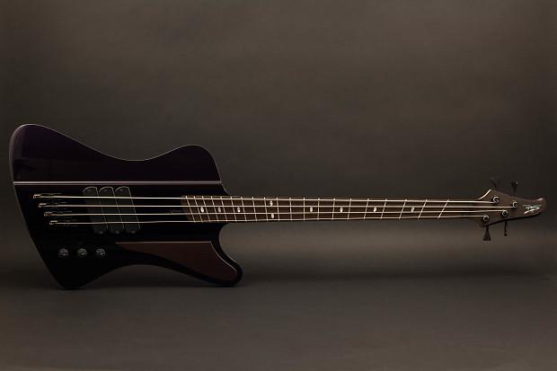 dingwall d bird 2017 candy purple 4 string bass guitar with reverb. Black Bedroom Furniture Sets. Home Design Ideas