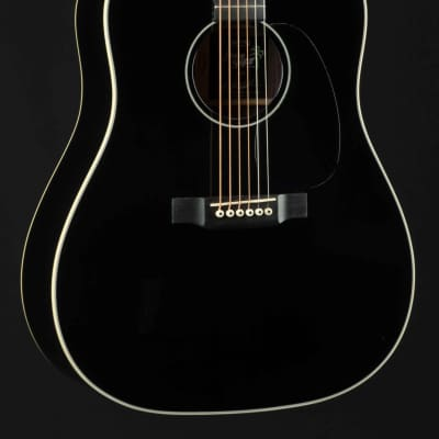 Martin Jimmy Buffett Custom Signature Edition Black Gloss Slope D NEW for sale