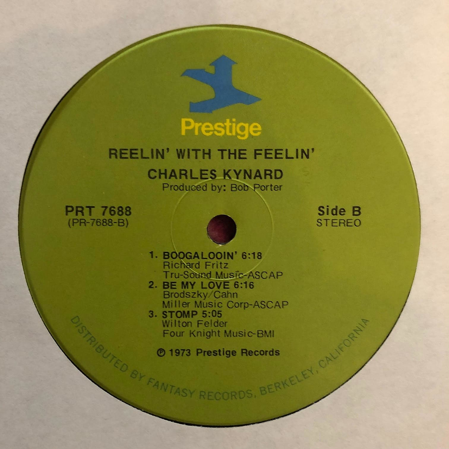 Charles Kynard - Reelin' With The Feelin' - Vinyl