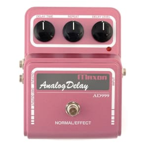 Maxon AD-999 Analog Delay Pedal for sale