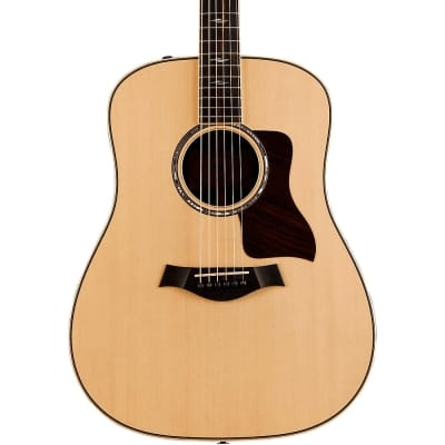 Taylor 810E Dreadnought Rosewood Acoustic-Electric Guitar with Hard Case for sale