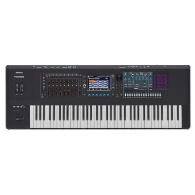 Roland Fantom-7 76-Key Synthesizer Workstation