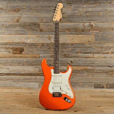 Fender American Deluxe Fat Stratocaster HSS 1999 - 2003