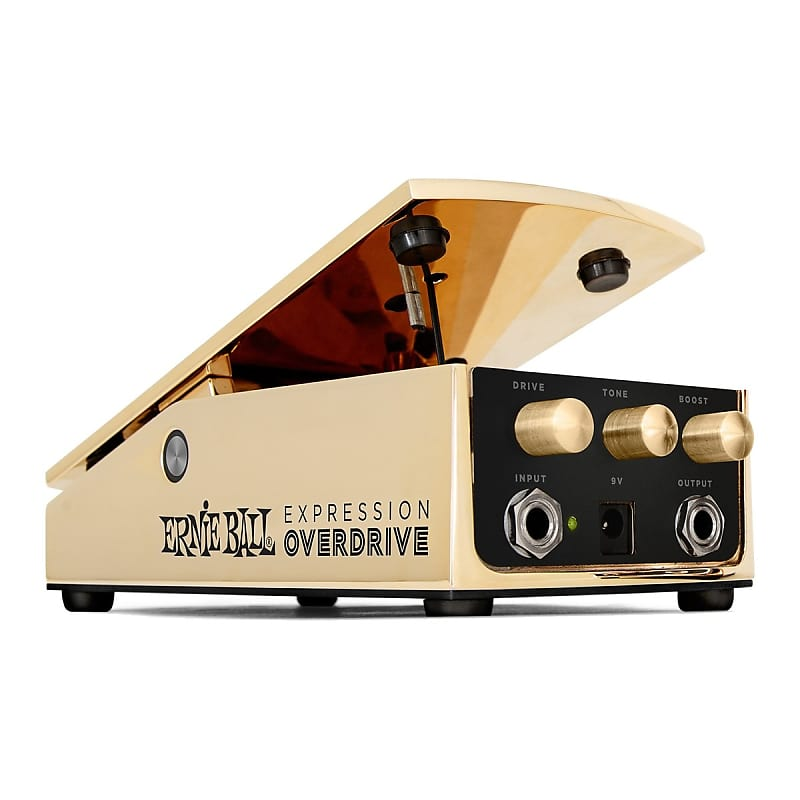 ernie ball expression overdrive pedal bay tunes guitars reverb. Black Bedroom Furniture Sets. Home Design Ideas