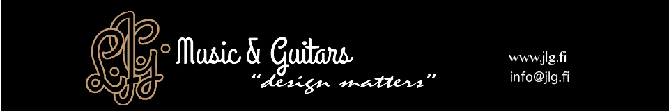 J.L.G. Guitars Gear Emporium