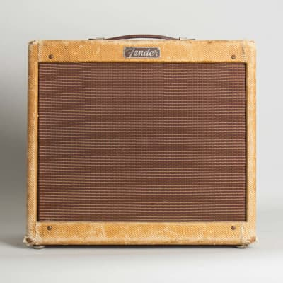 Fender  Princeton 5F2-A Tube Amplifier (1958), ser. #P02355. for sale