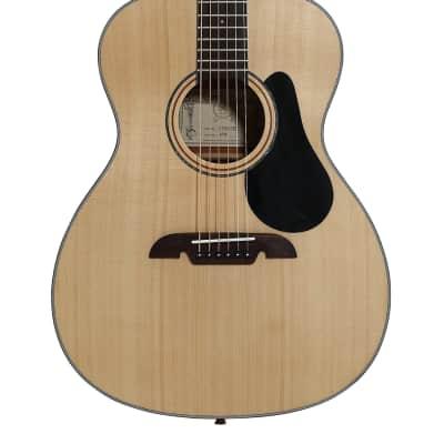 Alvarez AF30 Folk-size Guitar - Natural Satin