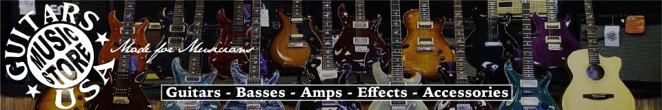 Guitars USA Music Store