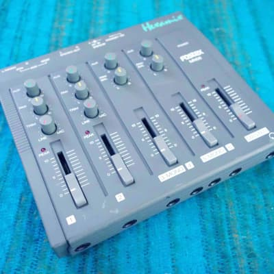 Fostex MN06 Hexamix 6 Channel Stereo Mixer w/ AC Adapter - E312