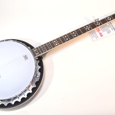 Oscar Schmidt OB5 5 String Banjo Natural Finish Professionally Set Up! for sale