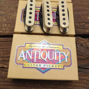 Seymour Duncan Antiquity for Strat Texas Hot SET Stratocaster Pickups