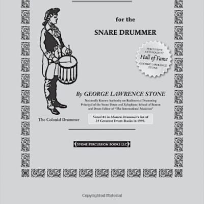 Stick Control Drum Book