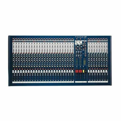 Soundcraft Spirit LX7ii 32Channel Live/Recording Mixer