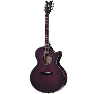 Schecter Orleans Stage Acoustic Guitar VRBS 3710 for sale