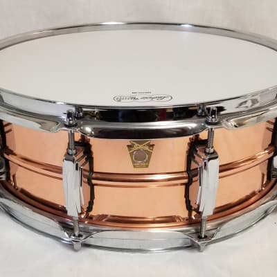 """Ludwig LC660 Copper Phonic 5x14"""" Snare Drum"""