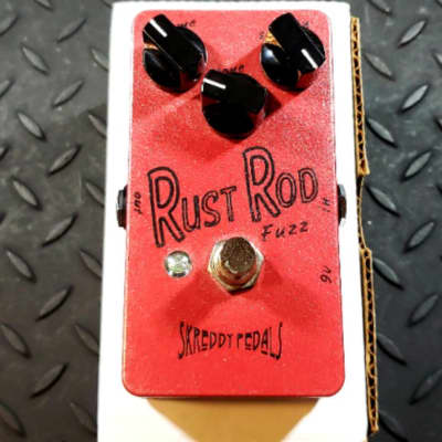 Skreddy Rust Rod Fuzz FREE SHIPPING image
