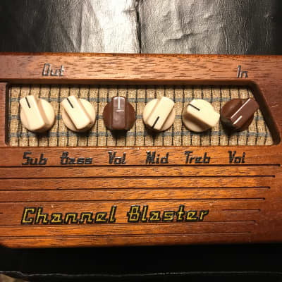 Blast Cult Channel Blaster Upright Bass Pre Amp for sale