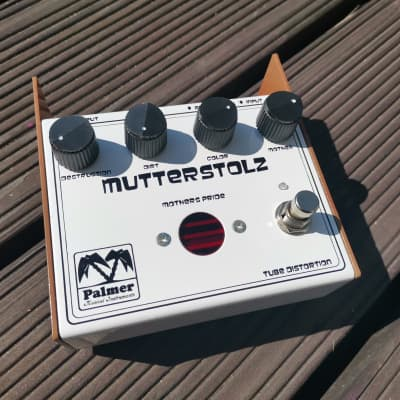 Palmer Mutterstolz Distortion/Overdrive/Booster for sale