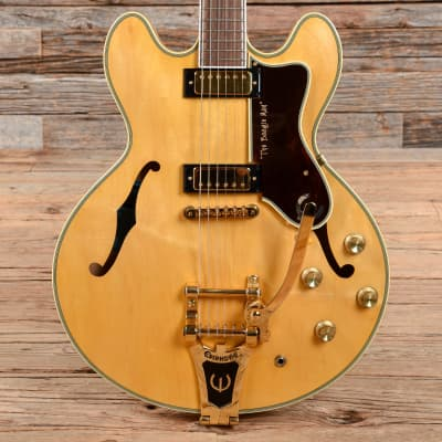 Epiphone John Lee Hooker 1964 Sheraton Natural for sale